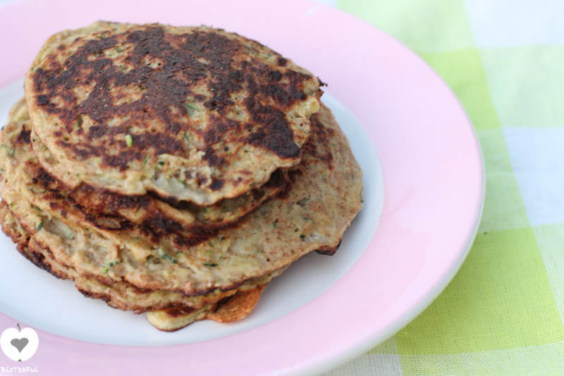 recept courgette pannenkoek