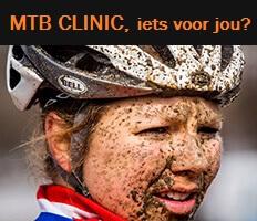 Sanne van Paassen Mountainbike clinic