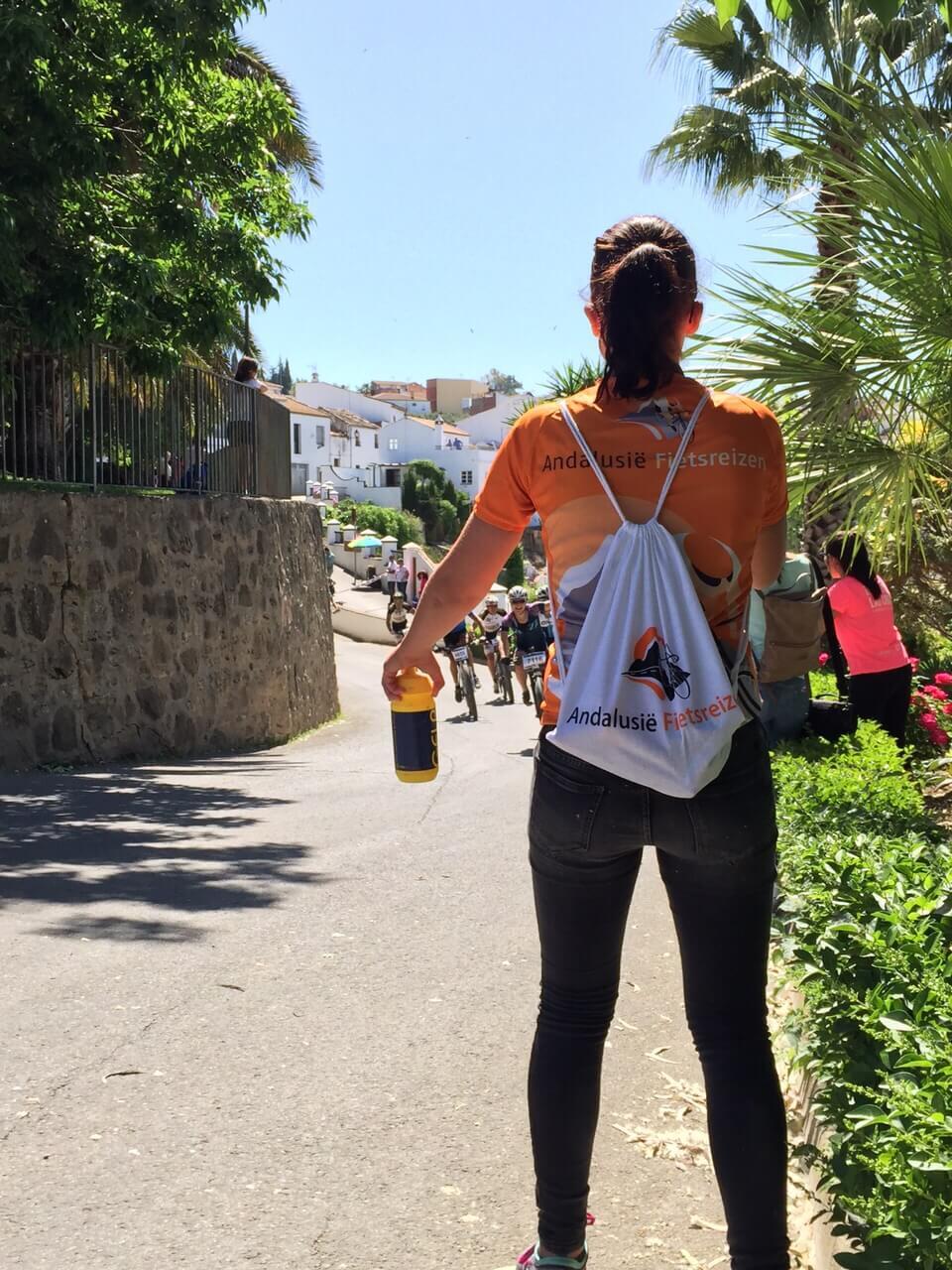 bidon andalusie fietsreizen