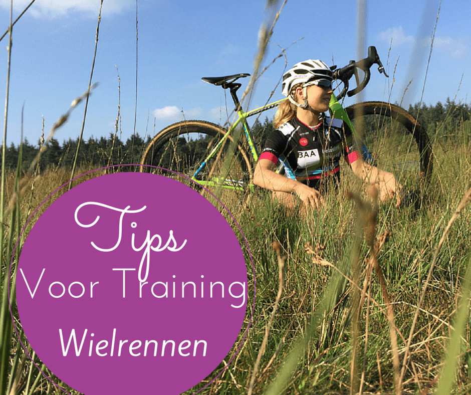 Training tips voor wielrenners