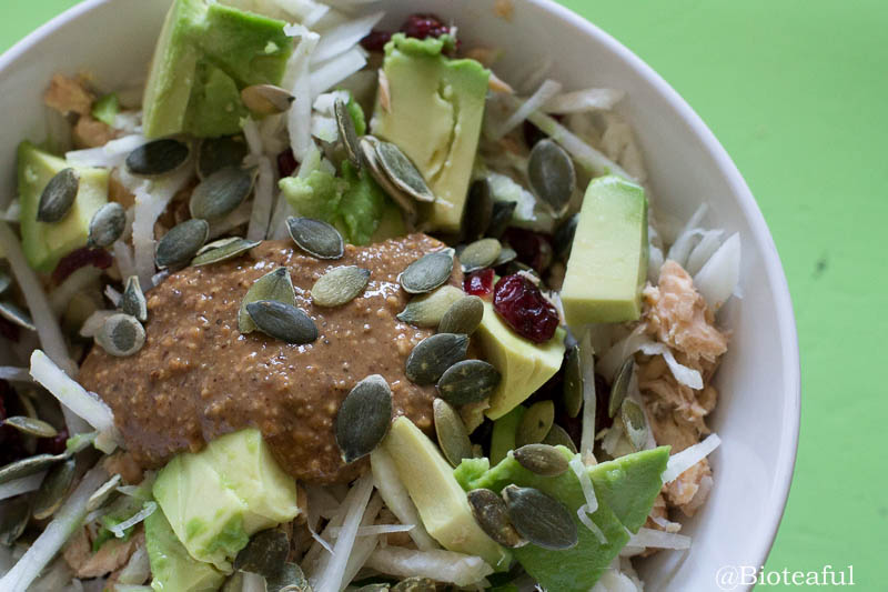 salades maken gezond