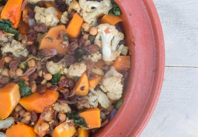Indiase Curry uit Tajine