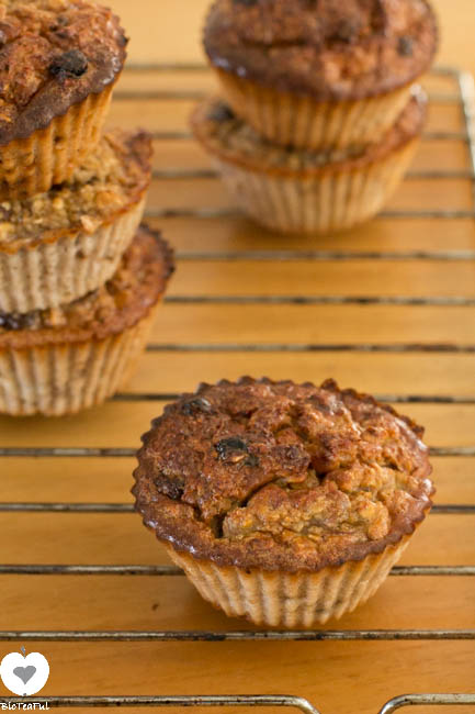havermout muffin