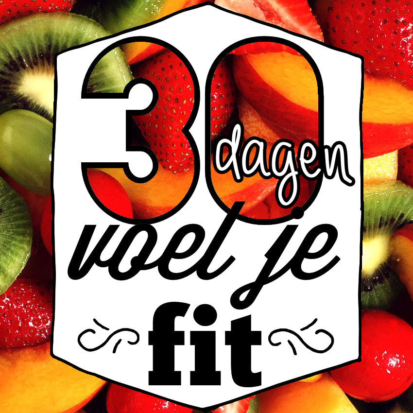 voel je fit challenge