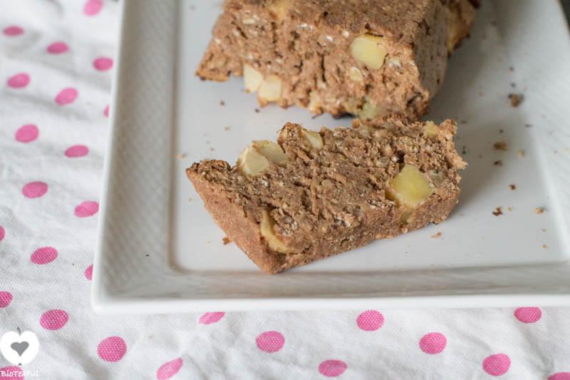 recept gezonde appel cake