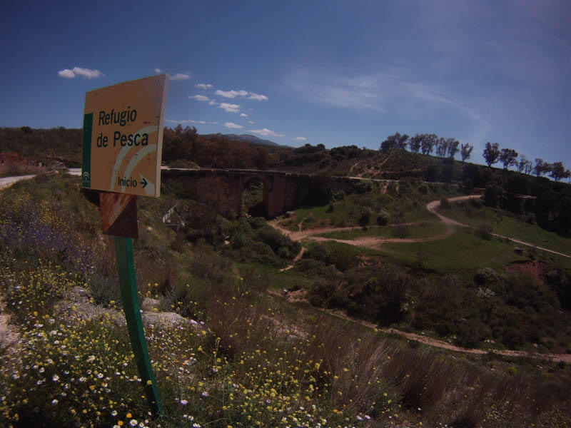 trials mtb andalusie