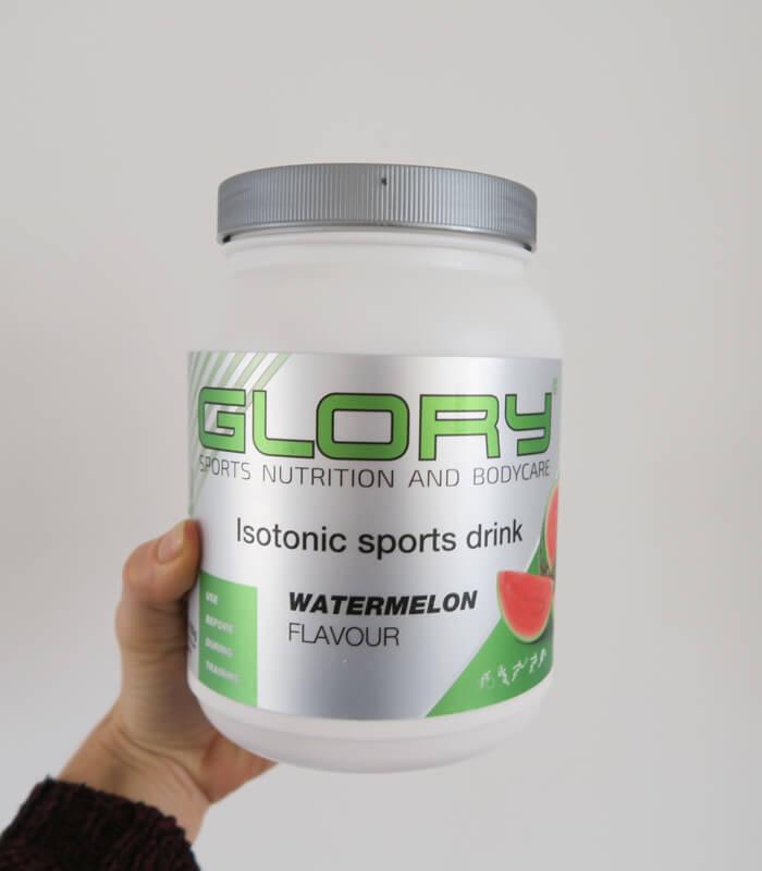 sportdrank glory